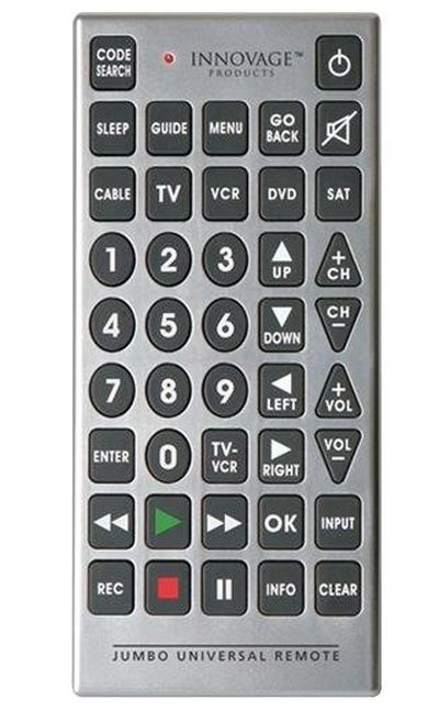 Programming Instructions And Codes For Jumbo Universal Remote Controls