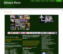Direct Tv Internet Review >> Direct Pctv Brings Internet Tv To Your Pc Mac Or Laptop
